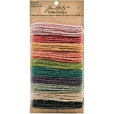 Advantus® Idea-Ology Jute String, 30yds