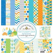 "Doodlebug 12"" x 12"" Paper Packs"