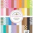 Doodlebug 12in. x 12in. Paper Pack, Kraft In Color