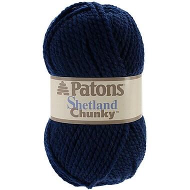 Spinrite® Patons® Shetland Chunky Yarn, Navy