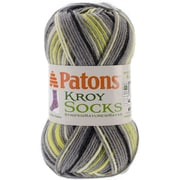 Spinrite® Patons® Kroy Socks Yarn, Spring Leaf Stripes