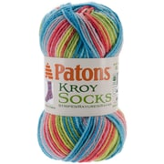Spinrite® Patons® Kroy Socks Yarn, Meadow Stripes