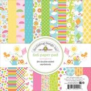 Doodlebug 6 x 6 Springtime Paper Pad