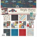 Simple Stories Simple Sets Collection Kit, 12in. x 12in.