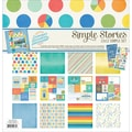 Simple Stories Simple Sets Summer Collection Kit, 12in. x12in.
