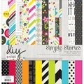 Simple Stories DIY Boutique Collection Kit, 12in. x 12in.