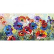 """Yosemite """"Flower Garden"""" Canvas Art"""