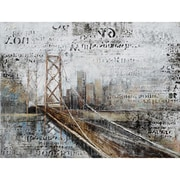 "Yosemite ""Across The Bridge"" Canvas Art"