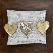 "Yosemite ""Hearts of Gold"" Canvas Art"