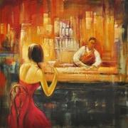 """Yosemite """"Lady's Night I"""" Canvas Art"""