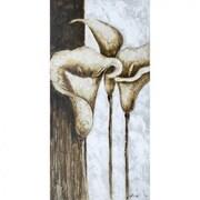 """Yosemite """"Calla Trio I"""" Canvas Art"""