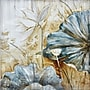 Yosemite Blue Lotus Canvas Art