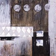 "Yosemite ""Geometric Elegance"" Canvas Art"