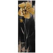 "Yosemite ""Yellow Star Bloom I"" Canvas Art"