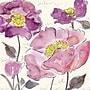 Yosemite Purple Poppies II Canvas Art