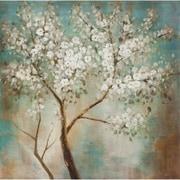 Yosemite Tree In Bloom Canvas Art