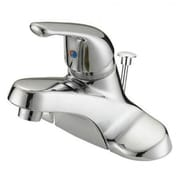 "Yosemite 6 1/4"" Single-Handle Lavatory Faucet With Pop-Up Drain, Polished Chrome"