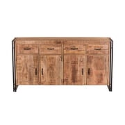 "Yosemite 70"" Console Cabinet, Naturally Distressed"