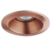 Yosemite Copper Reflector Recessed Trim, Copper