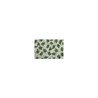 Pacific Table Linens Denim Table Linen and Placemats Cercie Dinner Napkin (Set of 2); Clover
