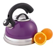 Creative Home Symphony 2.6-qt. Whistle Tea Kettle; Plum