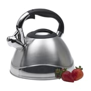 Creative Home Crescendo 3.1-qt. Whistle Tea Kettle; Stainless Steel