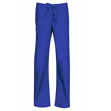 Pantalons à cordon sans couture unisexe 9006 de la collection Core, royal