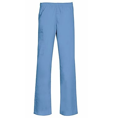 Core 9016T Full Elastic Cargo Pant, Ceil Blue, Tall M