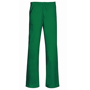 Core 9016P Full Elastic Cargo Pant, Hunter, Petite M