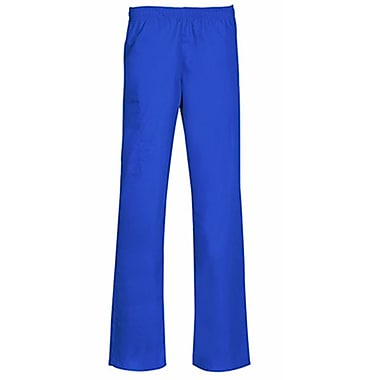Core 9016P Full Elastic Cargo Pant, Royal, Petite XL