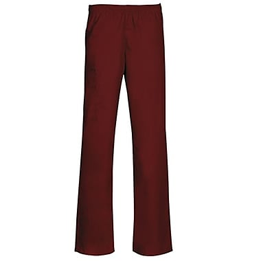 Core 9016T Full Elastic Cargo Pant, Wine, Tall XS