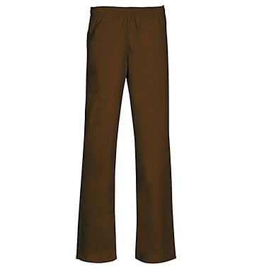 Core 9016 Full Elastic Cargo Pant, Chocolate, Regular XS