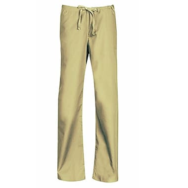 Core 9006 Unisex Seamless Drawstring Pant, Khaki, Regular XXS