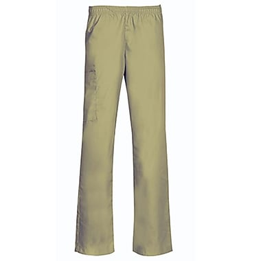 Core 9016 Full Elastic Cargo Pant, Khaki, Regular XS