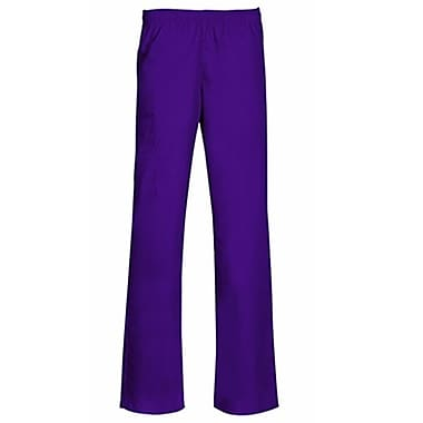 Core 9016 Full Elastic Cargo Pant, Purple, Regular XS