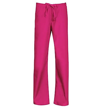 Core 9006 Unisex Seamless Drawstring Pant, Hot Pink, Regular L