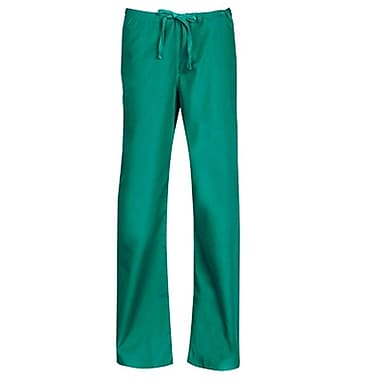 Core 9006 Unisex Seamless Drawstring Pant, Teal, Regular XL