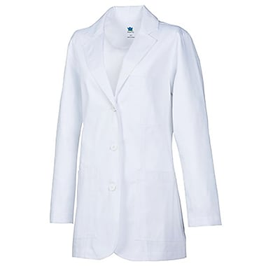 Labcoat 7151 Consultation Lab Coat, White, Regular XL