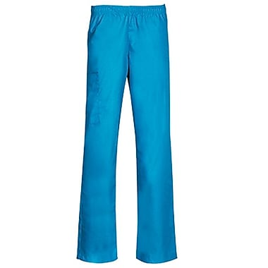 Core 9016 Full Elastic Cargo Pant, Malibu Blue, Regular XXS