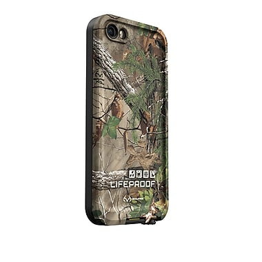 LifeProof Fre iPhone 5/5S Case, RealTree Green, 211104