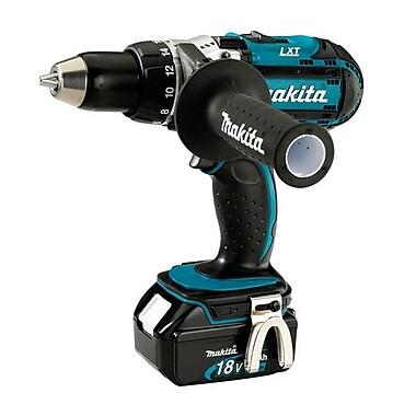 Makita® 458-BDF451 18 V LXT Cordless Driver/Drill, 1/2