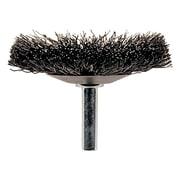 """PFERD Advance Brush 3"""" Stem Mounted Bevel Brush"""