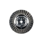 "Advance Brush 410-81650 3"" Standard Twist Knot Wheel"