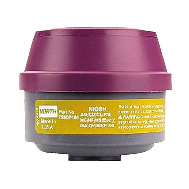 Honeywell® North Safety Organic Vapor Cartridge With HEPA Filter