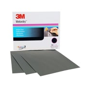 """3M™ Imperial™ Wetordry™ 9"""" x 11"""" Paper Sheet, 50 Sheets/Pack"""