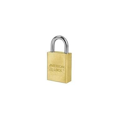 American Lock® 5-Pin Keyed Different Tumbler Padlock