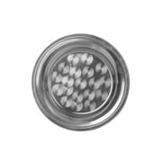 Thunder Group 10'' Stainless Steel Round Tray