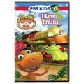 PBS® Dinosaur Train: I Love Trains DVD