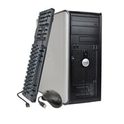 Refurbished Dell Optiplex 755 Desktop - 2.0GHz Intel Core 2 Duo Processor 4GB Memory - Windows 7 Professional
