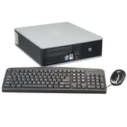 Refurbished HP DC5800 SFF-2.3-160GB-2GB, Intel Core 2 Duo Windows 7 Pro